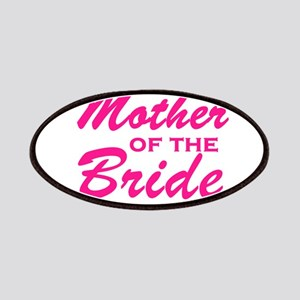 Mother of the Bride Patches