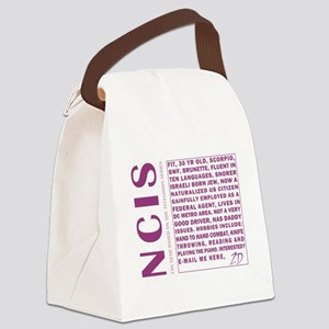ZIVA PERSONAL AD Canvas Lunch Bag