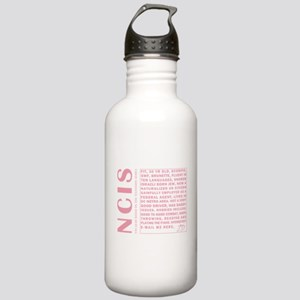 ZIVA PERSONAL AD Stainless Water Bottle 1.0L