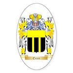 Entee Sticker (Oval 50 pk)