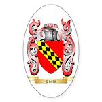 Ensle Sticker (Oval 50 pk)