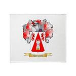 Enriques Throw Blanket