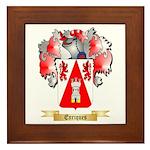 Enriques Framed Tile