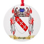 Enright Round Ornament