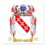 Enright Square Car Magnet 3