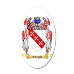Enright 35x21 Oval Wall Decal