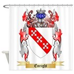Enright Shower Curtain