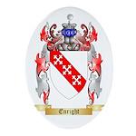 Enright Ornament (Oval)