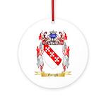 Enright Ornament (Round)