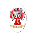 Enric 20x12 Oval Wall Decal