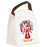 Enric Canvas Lunch Bag