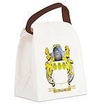 English Canvas Lunch Bag