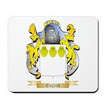 English Mousepad