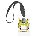England Large Luggage Tag