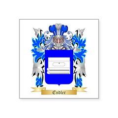 Endler Square Sticker 3