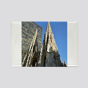 St. Patricks Cathedral Spires Magnets