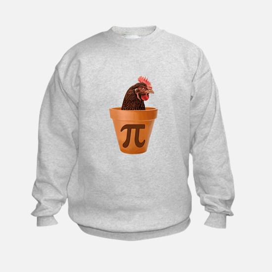 Chicken Pot Pi (and I dont care) Sweatshirt