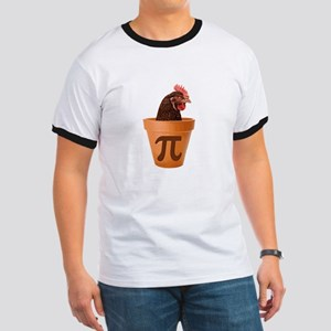 Chicken Pot Pi (and I dont care) T-Shirt