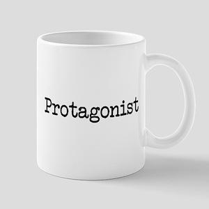 Protagonist Main Character Of Life Mugs