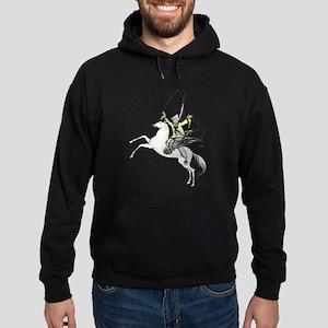 Pegasus Flying Horse Fantasy Hoodie