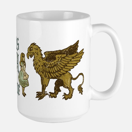 Alice Gryphon Explanations Mugs