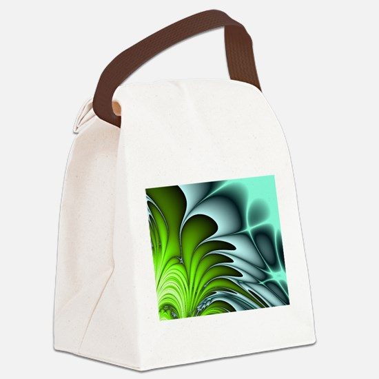 Lanai Canvas Lunch Bag