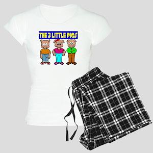 3 Little Pigs Women's Light Pajamas