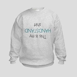 This Is My Handstand Shirt Sweatshirt