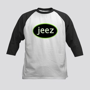 Jeez Kids Baseball Jersey
