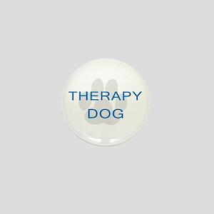 Therapy Dog Mini Button