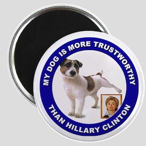 Anti Hillary Clinton Magnet