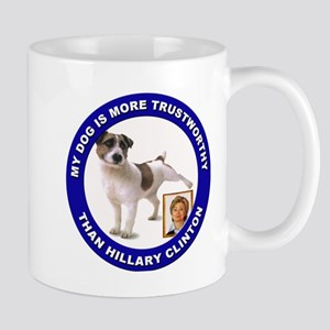 Anti Hillary Clinton Mug