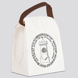 Guild of St Barbara Canvas Lunch Bag
