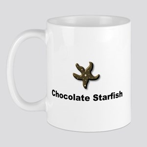 Chocolate Starfish Mug