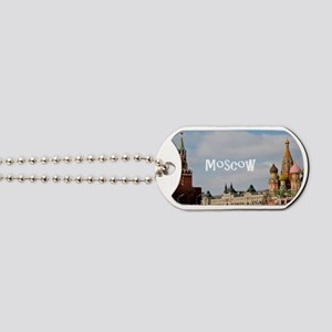 Moscow_12.2x6.64_Kremlin_StBasilsCathedra Dog Tags
