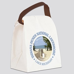 Indiana Dunes NL Canvas Lunch Bag