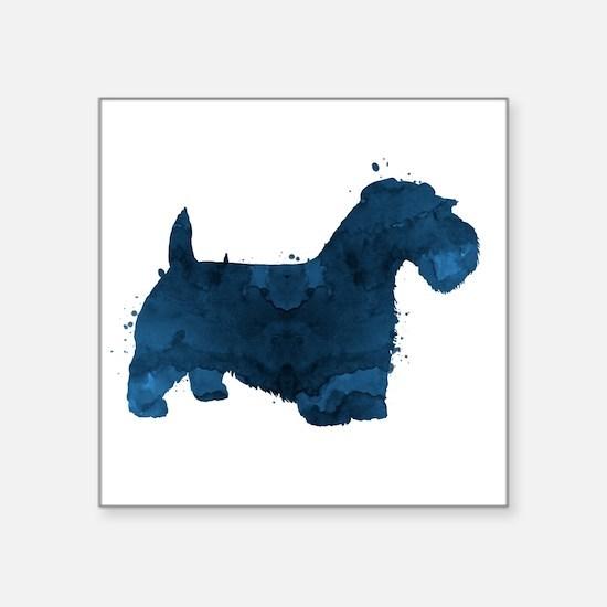 sealyham terrier Sticker