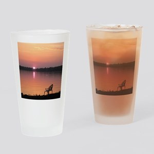 Lake Winnipesaukee Drinking Glass