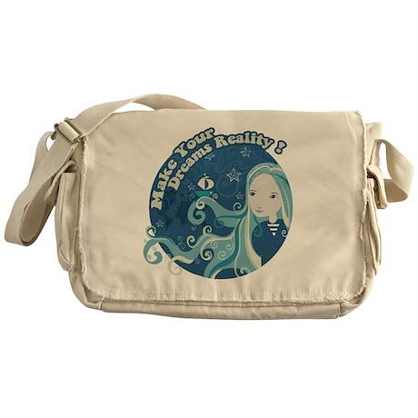 Dream Sailor Girl Messenger Bag