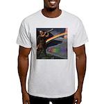 Heimdallr T-Shirt (Ash Grey)