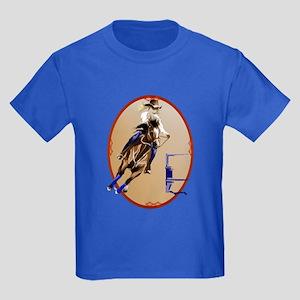 Barrel Horses Ova Trans T-Shirt