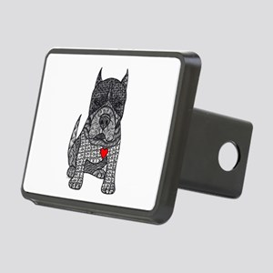 Devotion -American Pitbull Terrier 2 Hitch Cover