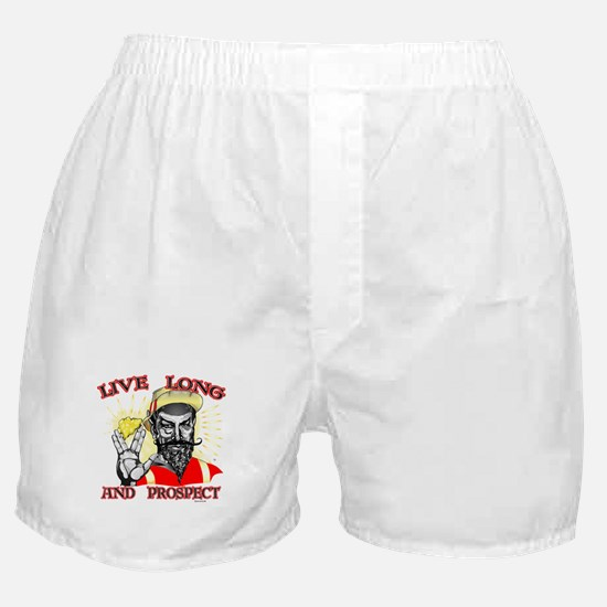 Sluice Box Boxer Shorts