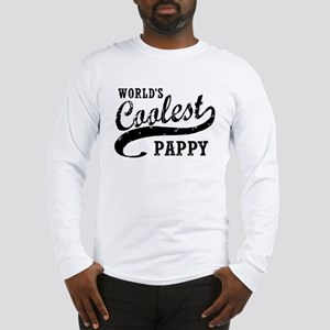World's Coolest Pappy Long Sleeve T-Shirt
