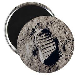 Moon Footprint 2.25