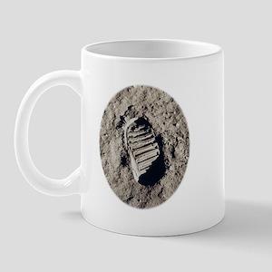 Moon Footprint Mug