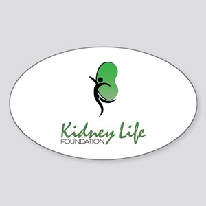 Kidney Life Sticker