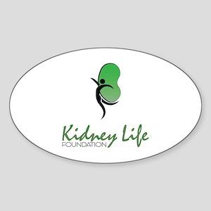 Kidney Life Sticker