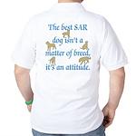 SAR Breed (ver 3) Golf Shirt