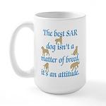 SAR Breed (ver 3) Large Mug